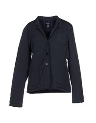 Gant Coats And Jackets Jackets Women Dark Blue