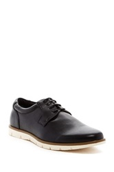 Adolfo Wayne Lace Up Oxford Black