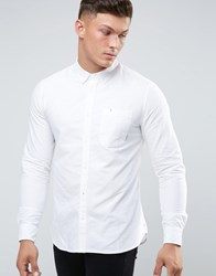 Element Horrel Shirt White