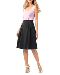 Phase Eight April Dress Pink Graphite