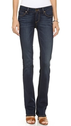 Paige Transcend Manhattan Boot Cut Jeans Armstrong