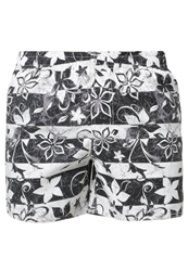 Your Turn Active Swimming Shorts Grey Off White