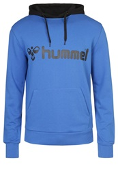 Hummel Classic Bee Hoodie Turkish Sea Black Blue