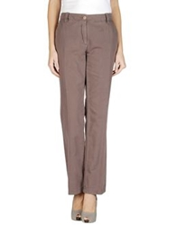 Gigue Casual Pants Dove Grey