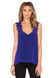 Cami Nyc The Chelsea Cami Purple