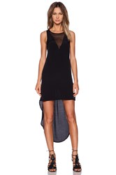 Evil Twin Tipping Point Dress Black