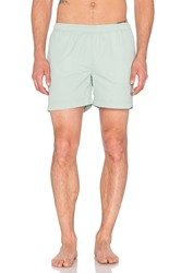 Poler Volley Summit Shorts Mint