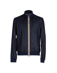 Add Coats And Jackets Down Jackets Men Dark Blue