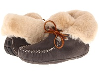 Acorn Sheepskin Moxie Boot Stone Women's Boots White