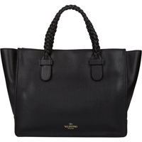 Valentino To Be Cool Tote Black