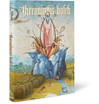 Taschen Hieronymus Bosch The Complete Works Hardcover Book Blue