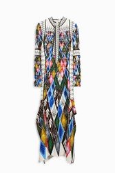 Peter Pilotto Print Gown Multi