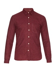 Oliver Spencer New York Special Woven Cotton Shirt