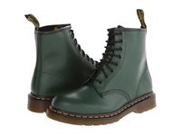 Dr. Martens 1460 Green Smooth Lace Up Boots