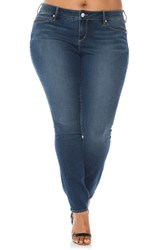 Plus Size Women's Slink Jeans 'The Skinny' Stretch Denim Jeans Danielle