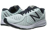New Balance Vazee Rush V2 Mint Grey Women's Running Shoes Blue