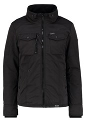 Khujo Vadin Light Jacket Black