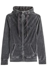 True Religion Velvet Hoody With Sequins Gr. M