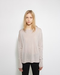 Acne Studios Carel Merino Sweater Bone Beige