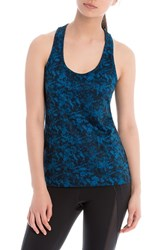 Lole Women's 'Fancy' Racerback Tank Marine Gallery