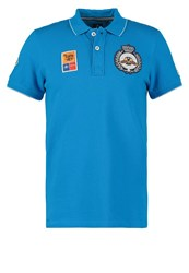 Gaastra Polo Shirt River Blue Light Blue