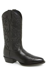 Men's Ariat 'Heritage' Leather Cowboy R Toe Boot