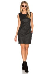 Current Elliott The Shift Dress Black