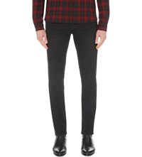 The Kooples Slim Fit Tapered Jeans Bla01