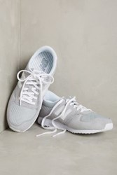 Anthropologie New Balance Classic Running Sneakers Grey