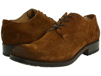 Frye Jackson Oxford Brown Suede Men's Lace Up Casual Shoes