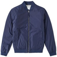 Norse Projects Ryan Padded Jacket Blue