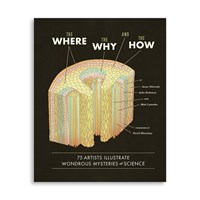 Chronicle Books The Where The Why And The How Book