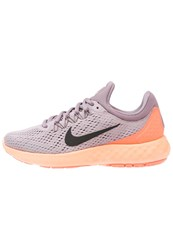 Nike Performance Lunar Skyelux Neutral Running Shoes Lilac Orange