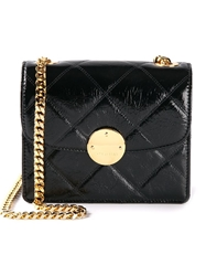 Marc Jacobs 'Quilted Trouble' Crossbody Bag Black