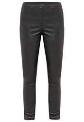 New Look Grazer Leggings Black