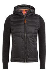 Parajumpers Jacket With Cotton Merino Wool And Down Filling Gr. M