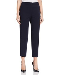 Basler Cropped Pants Navy