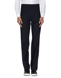 Bikkembergs Trousers Casual Trousers Men Dark Blue