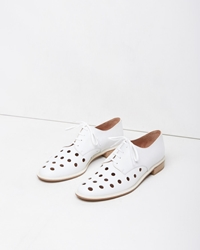 Robert Clergerie Jasper Oxford White
