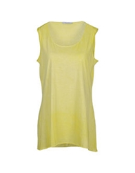 Bp Studio Sleeveless T Shirts Salmon Pink