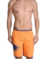 Just Cavalli Beachwear Swimming Trunks Blue
