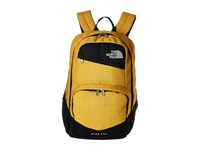 The North Face Wise Guy Backpack Tnf Yellow Tnf Black Backpack Bags