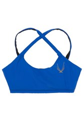 Lucas Hugh Core Performance Sports Bra Blue