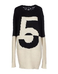 5Preview Sweaters Black