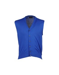 Thangara Sweater Vests Pastel Blue