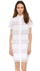 Prism Negril Cover Up White