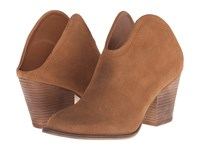 Chinese Laundry Kelso Caramel Split Suede Women's Shoes Brown