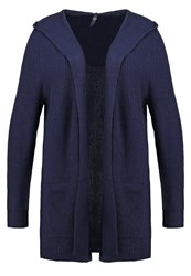 Evans Cardigan Navy Dark Blue