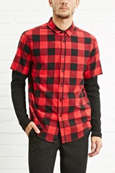 Forever 21 2 Layer Flannel Shirt