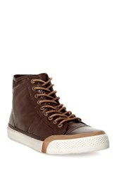 Frye Greene Tall Lace Up Brown